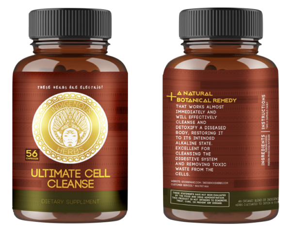 Ultimate Cell Cleanse – Chef Ahki